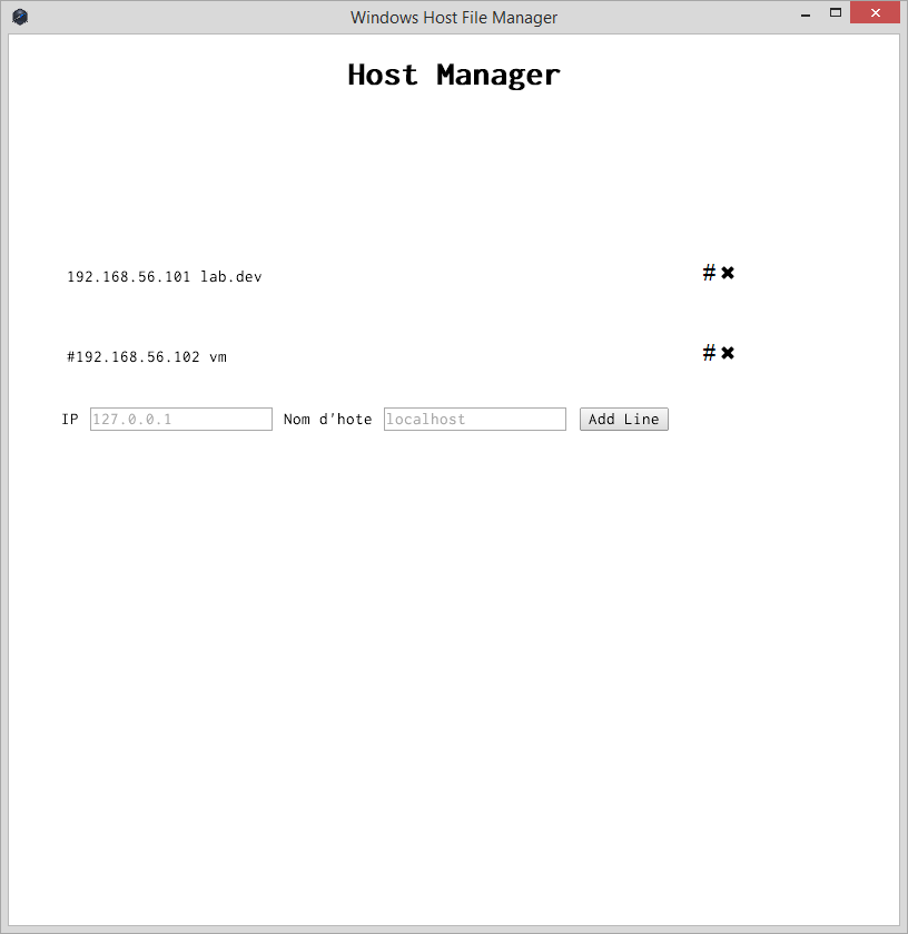 Windows-Host-File-Manager-gui
