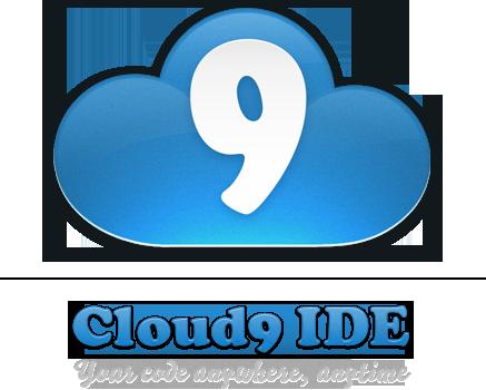 logo cloud 9 - un éditeur en ligne