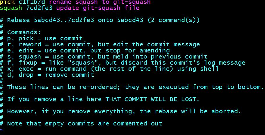 git-squash-squash